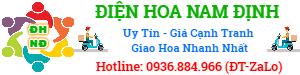 Điện hoa Nam Định -Shop hoa tươi, cửa hàng hoa tươi uy tín tại Nam Định